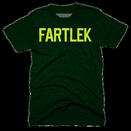 Fartlek Green Tee Shirt