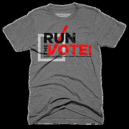 Run The Vote Tee