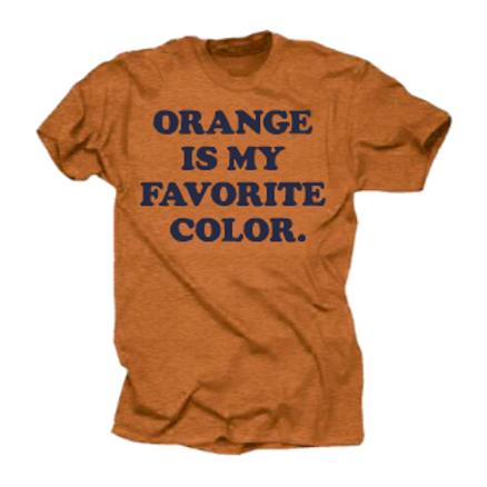 OOTF : Vintage Tee (Orange)