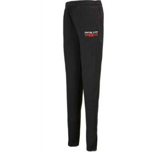 JA: TECHNICAL TAPERED WARM-UP PANTS
