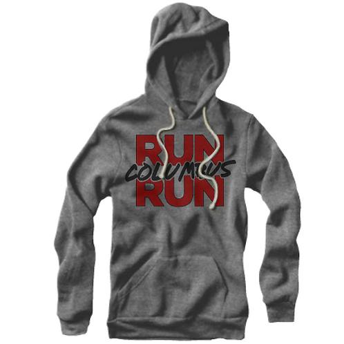 Run Columbus Run : Vintage Fleece