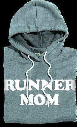 Runner Mom Hooded Fleece