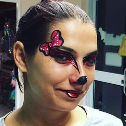 Adult Minnie Mouse #scribblesbda
