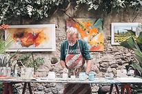 Instruction art workshops on Hilton Head Island, SC