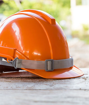 orange-reinfored-composite-safety-construction-worker-helmet-with-gray-strap