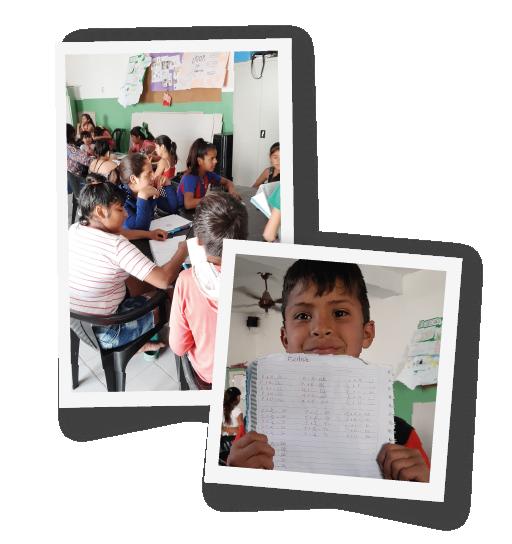 La mirada puesta en la Educación