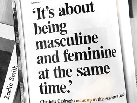 Union of The Masculine and The Feminine
