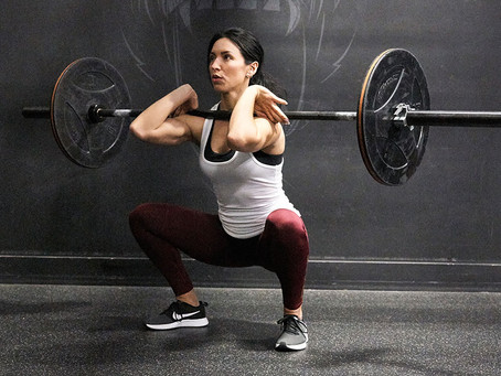 Breaking Plateaus: The Squat