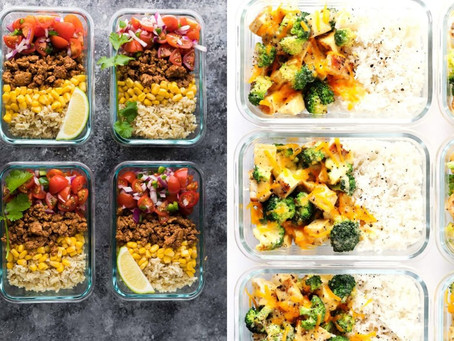 The Myth of Meal Prep