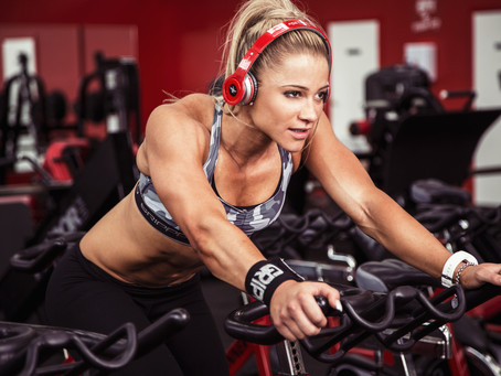 Rock On or Click Off: Is your music helping or distracting during your workout?