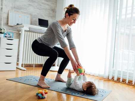 The Gym 101: P12: Postpartum Exercise 6 to 16 Weeks
