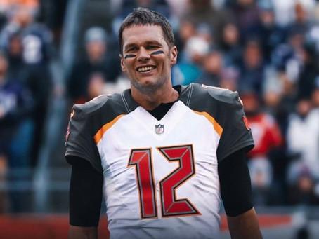 Tom Brady's a Buc?