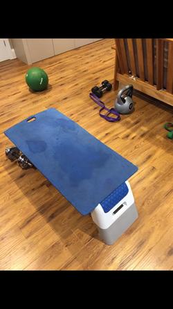 Indoor Home Training