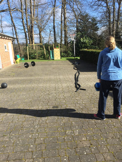 Home HIIT sessions
