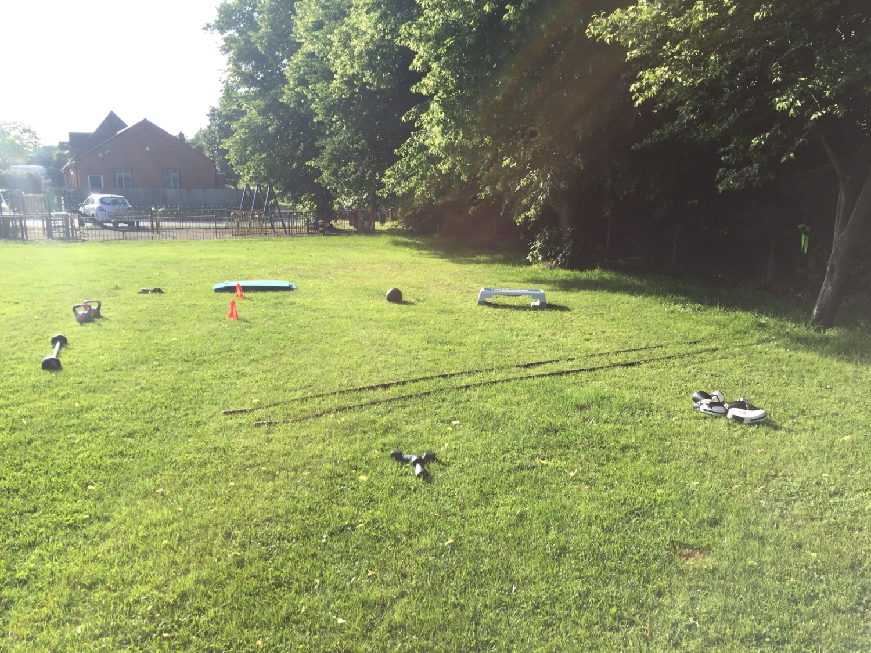 Park Training
