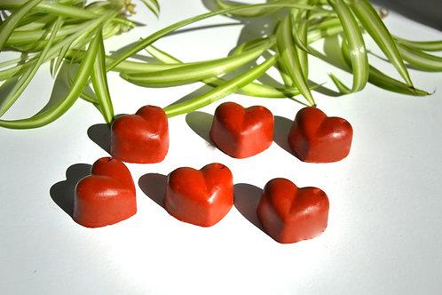 Heart of Watermelon Soap