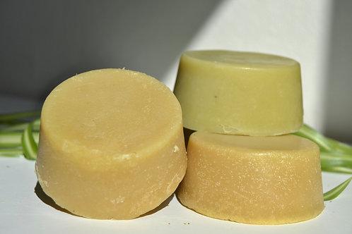 Clay, Cedarwood and Lime Shampoo