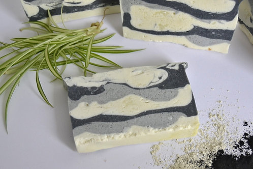 Clay, Lime and Patchouli Soap