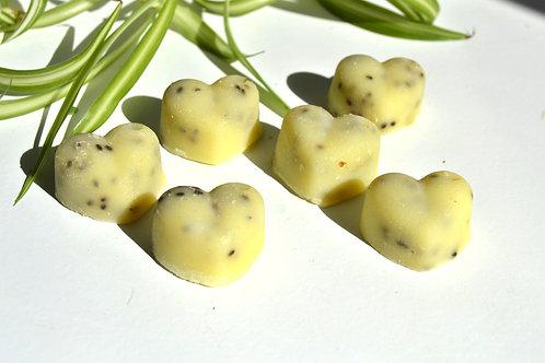 Heart of Lemon and Turmeric soap