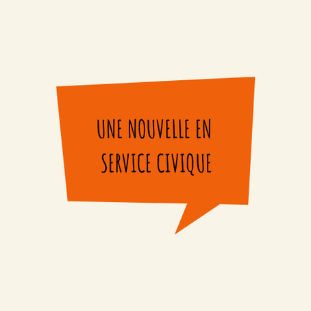 Présentation service civique : Tiphaine