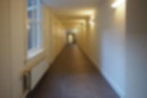 Verenigig Hogescholen headquarters renovation, interior, Studio C