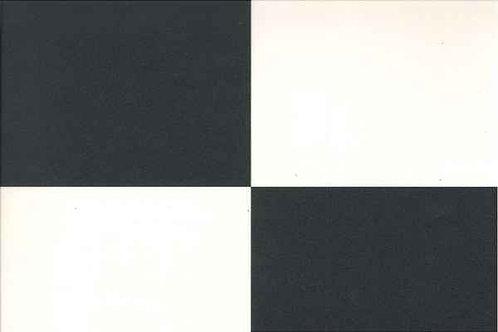 Price At 4m x 1m | Albi Black White