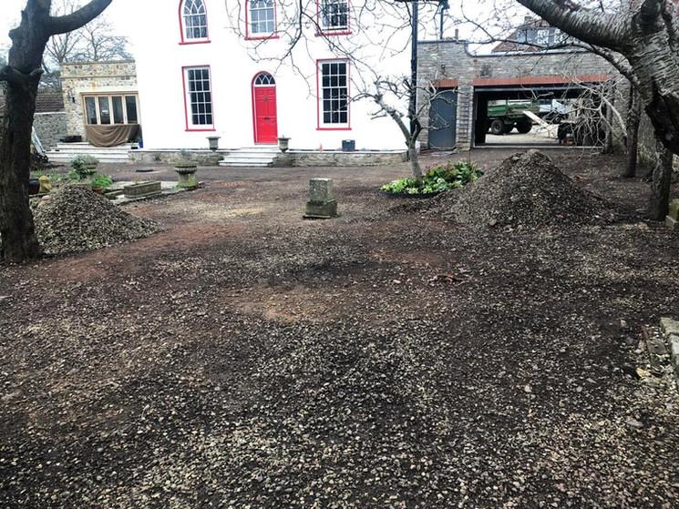 Front Garden Makeover - Before