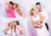 polaroid ślub wesele Warszawa