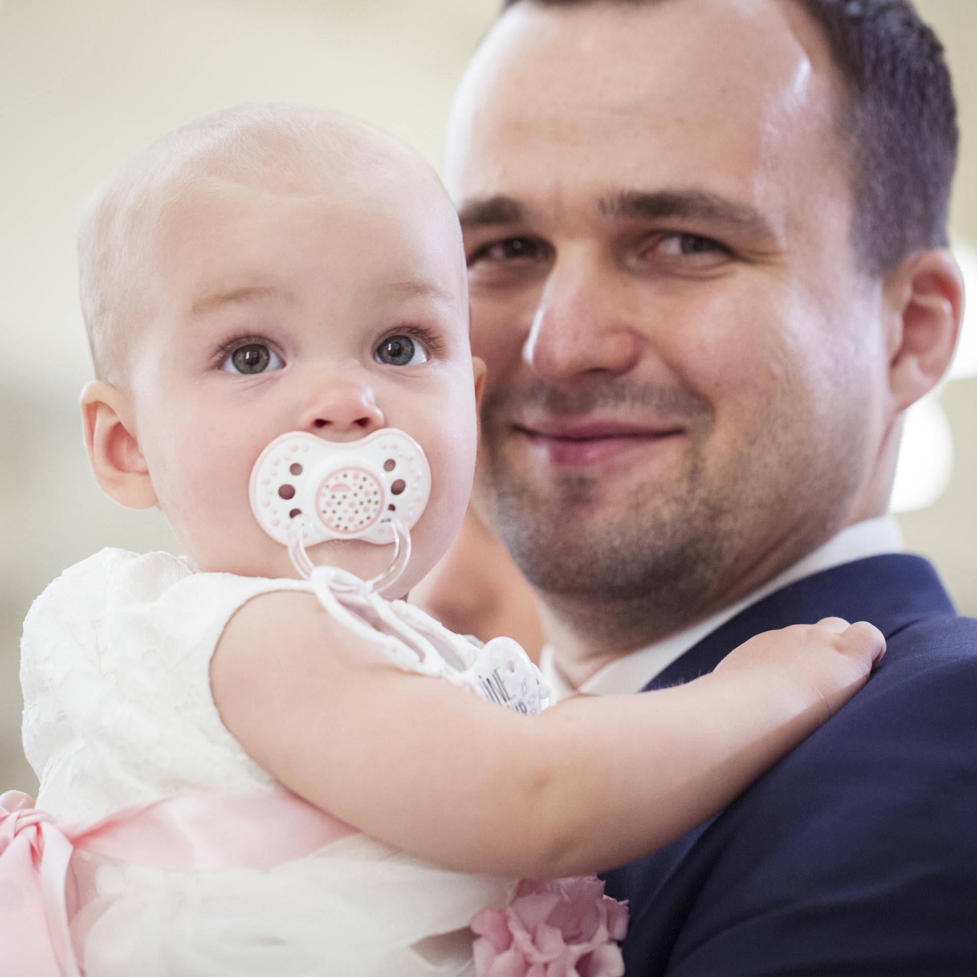reportaż z chrztu świętego i ślubu