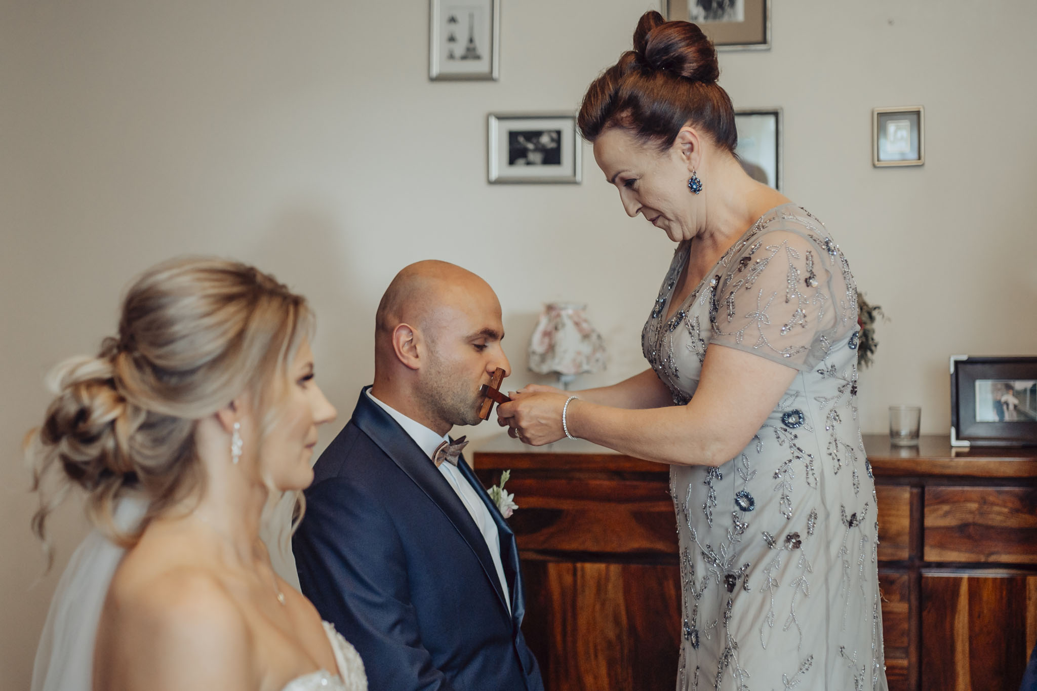 reportaż ślubny para młoda