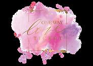 one way love ticket logo