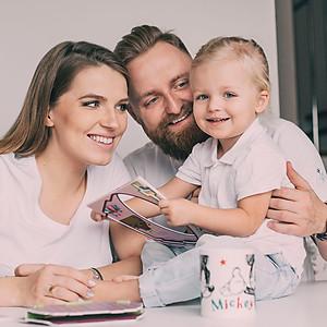 FAMILY - Sylwia, Grzegorz & Wiktoria