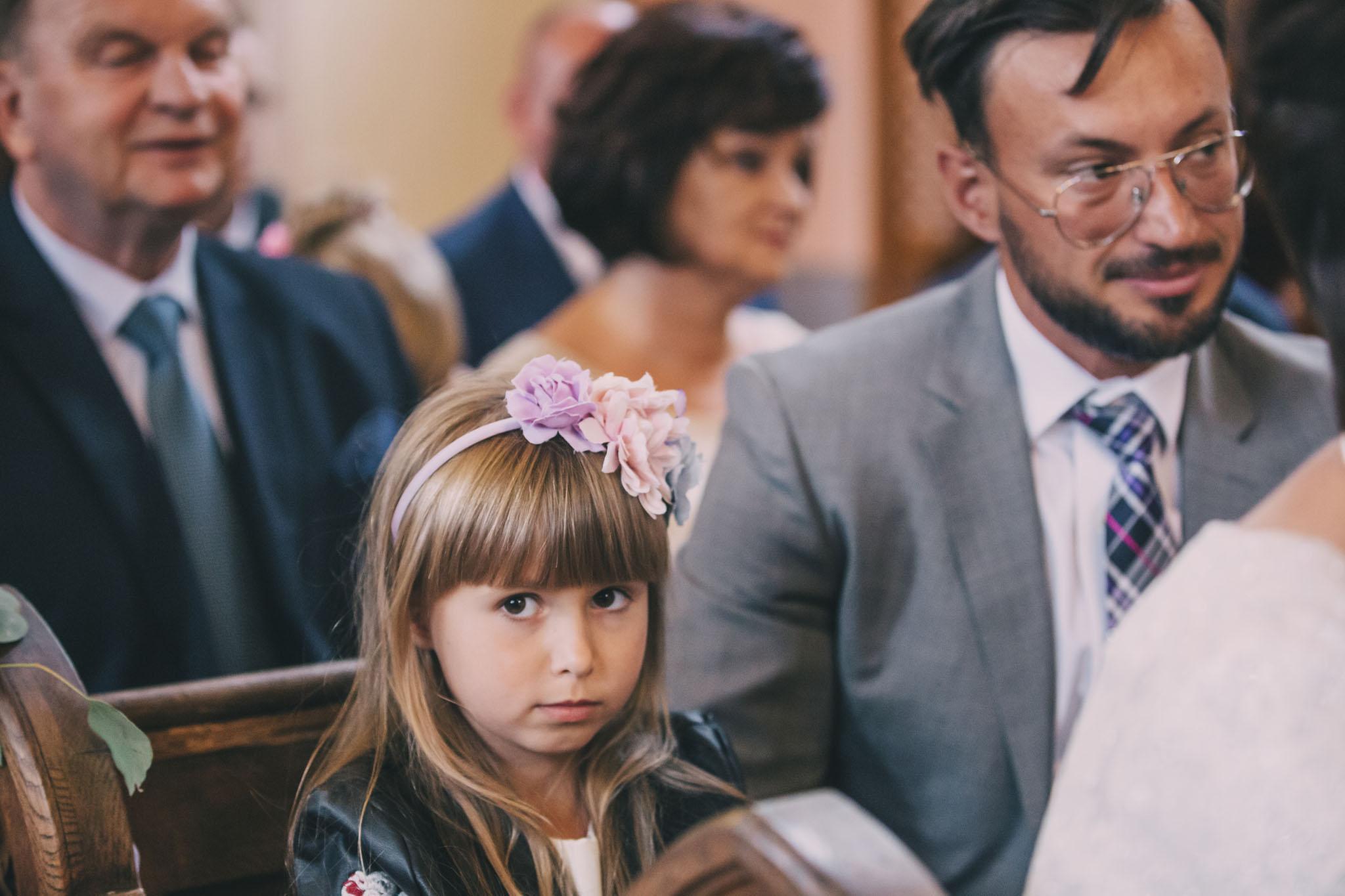 rustykalny ślub reportaż