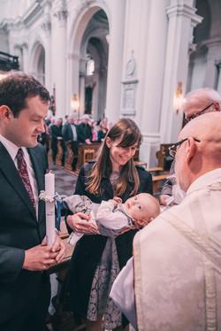 reportaż z chrztu świętego