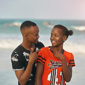 Catherine & Edson (ZANZIBAR)