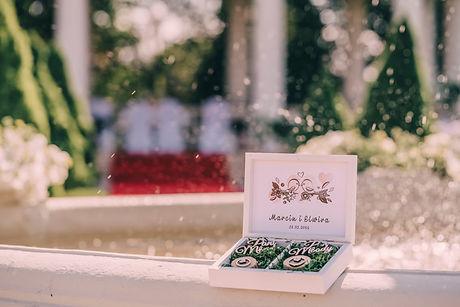 zdjęcia ślubne detali