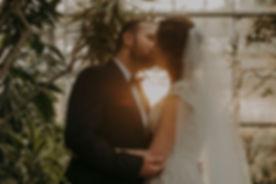 plener ślubny oranżeria ogród botaniczny Powsin