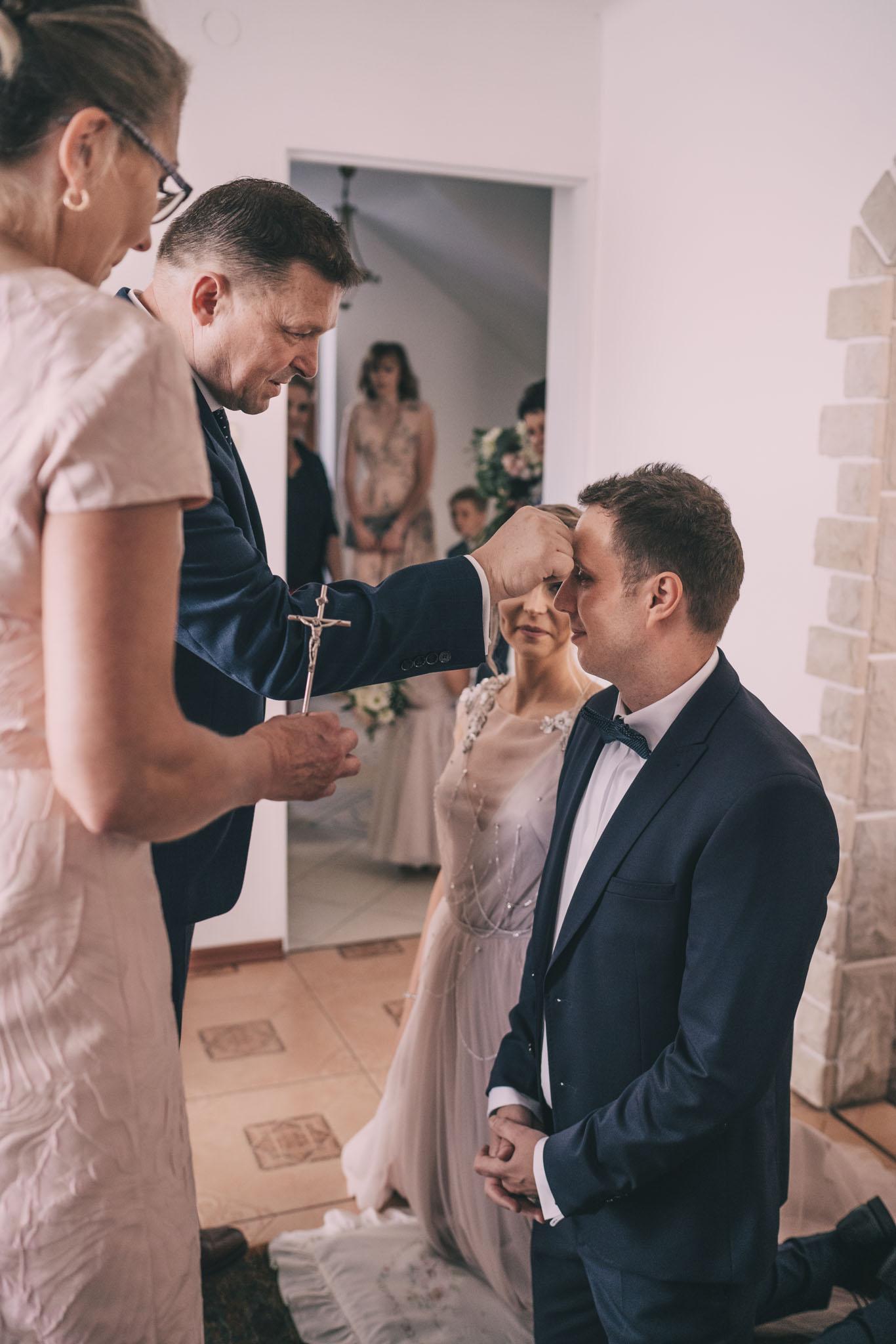 reportaż ślubny Łańcut