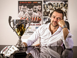 KSW Federation - CEO / Co-founder