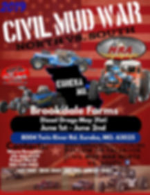 Copy of Racing Car Flyer - Made with Pos