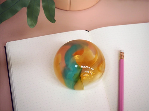 Colourscape Paperweight