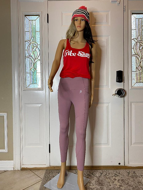 High Waist Leggings with Two Deep Side Pockets