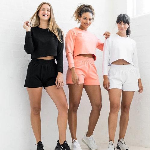 Hoodie/Shorts Set