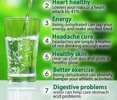 3-5-14 9 reasons to drink water
