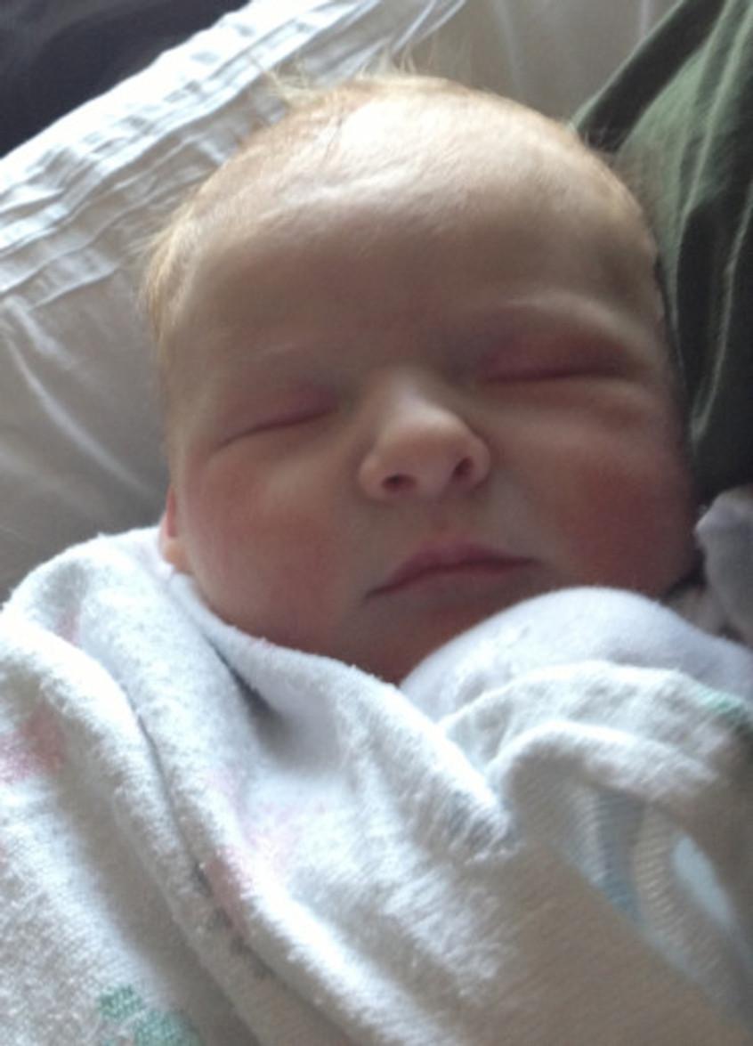brandi's baby