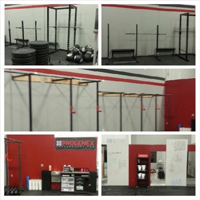 south gym done