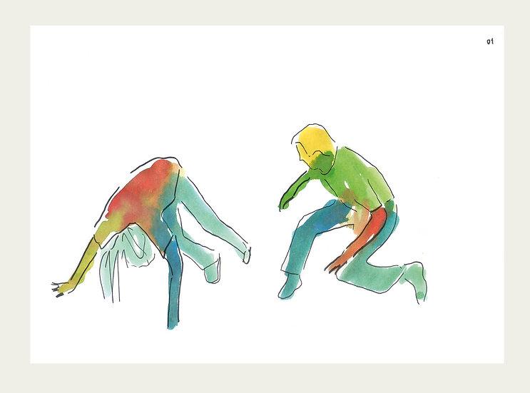 Capoeira Angola n.01