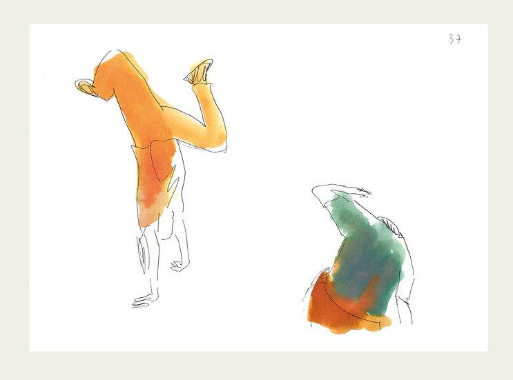 Capoeira Angola n.37