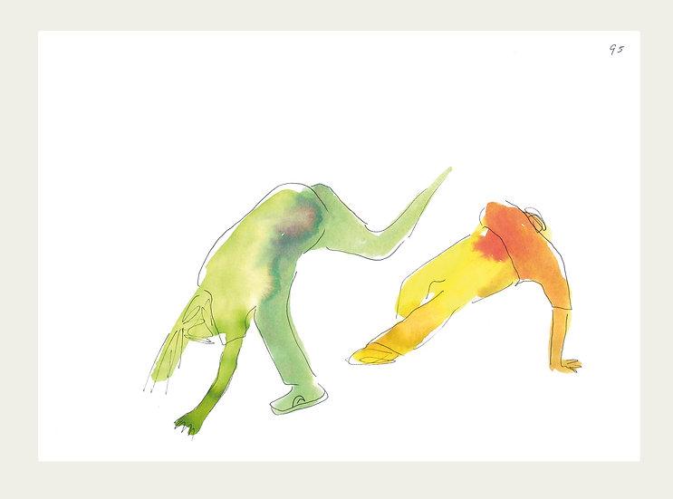 Capoeira Angola n.95