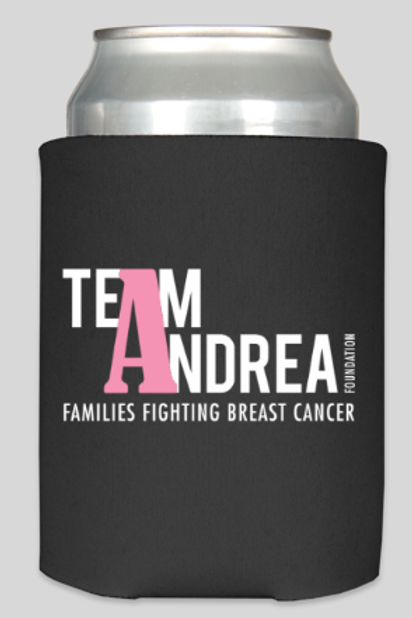 Team Andrea Foundation Can Cooler